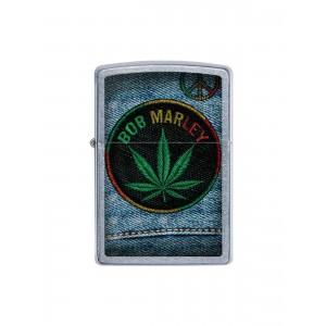 """Zippo Feuerzeug Bob Marley """"Jeans Patch"""""""