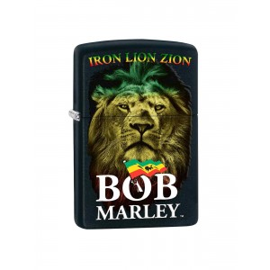 Zippo Feuerzeug Bob Marley Lion