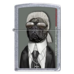 """""""Pets Rock Dog"""" Zippo Feuerzeug"""