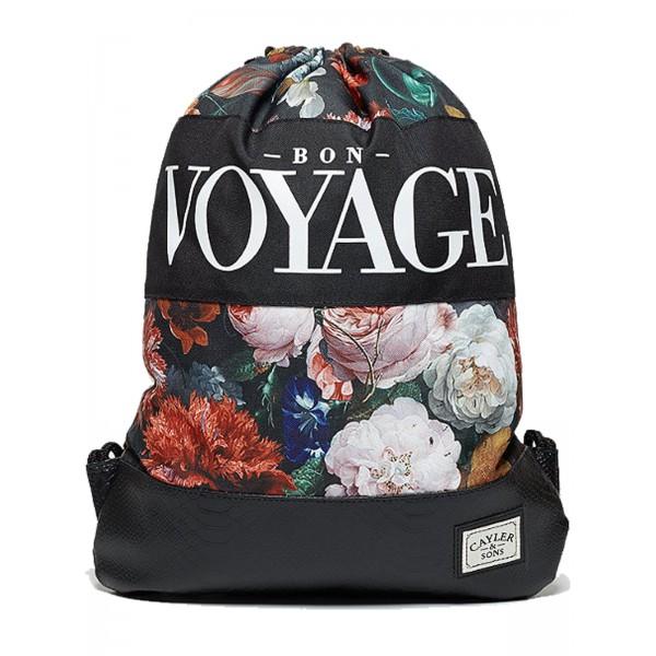 CAYLER & SONS WL Bon Voyage Gymbag multicolor