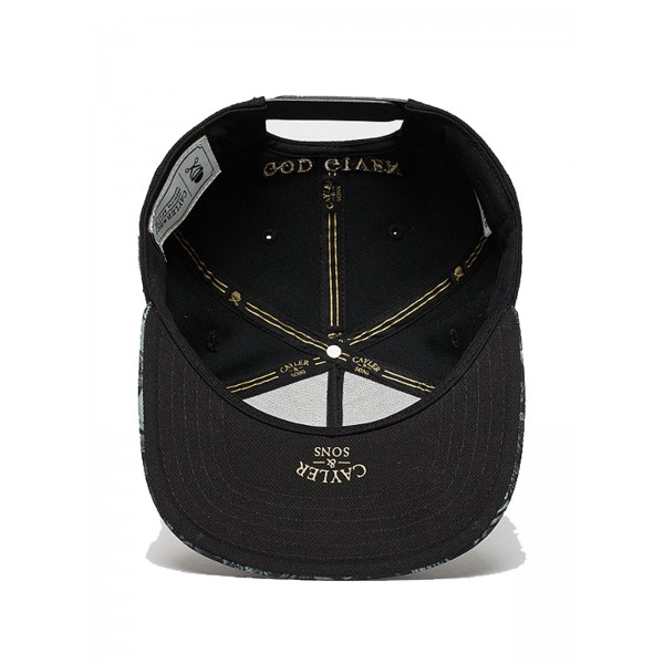 CAYLER & SONS WL God Given Cap schwarz