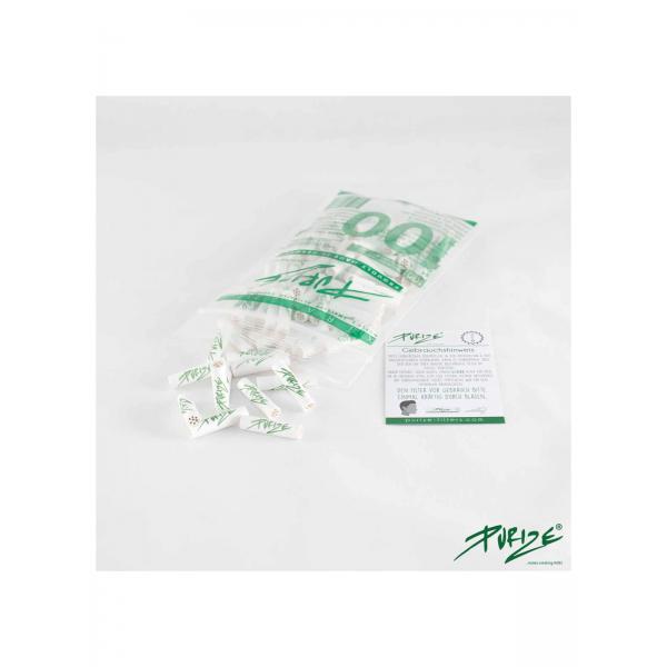 100 PURIZE® XTRA Slim Size Aktivkohle Filter