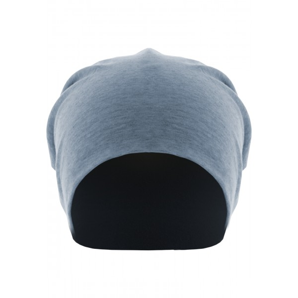 MasterDis Jersey Beanie reversible indigo/blau