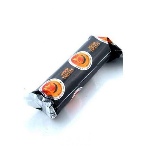 Belgian Charcoal Instant Lite 40 mm 10er Packung selbstzündend (Shishakohle