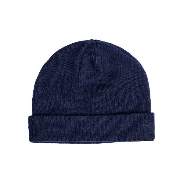 4b6b6c059d7 MasterDis Short Cuff Knit Beanie blau - auf Rechnung kaufen