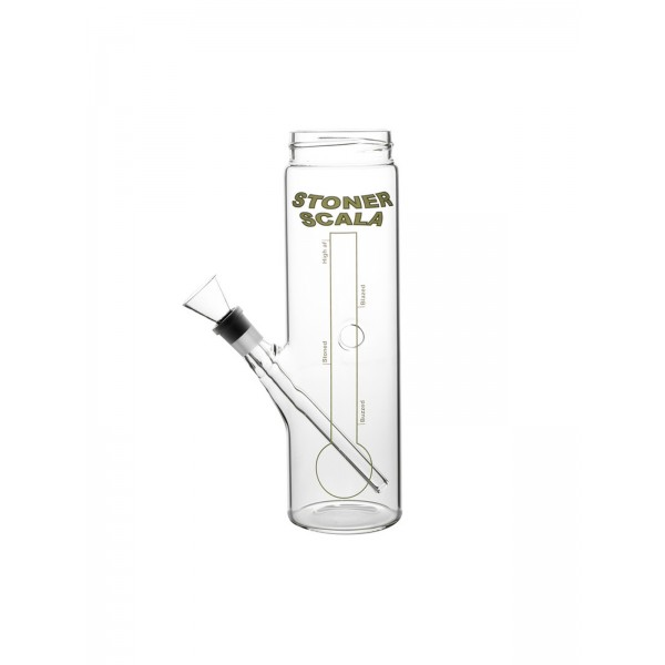 Stoner Scala Bottle Bong