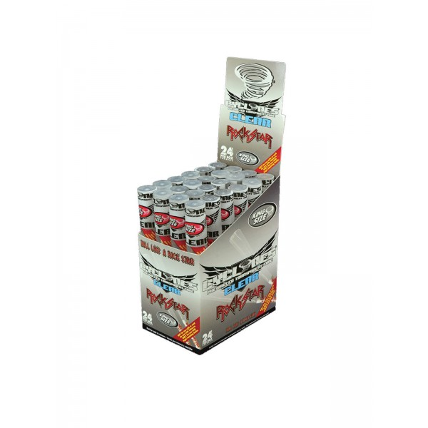 Cyclones Blunt Clear Rockstar 24er Box