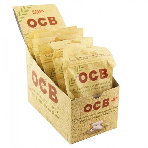 OCB Organic Slim Filter, Großpackung