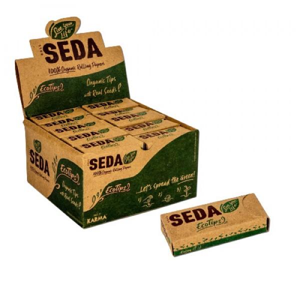 Roll Seda EcoTips mit Samen einzelne Heftchen