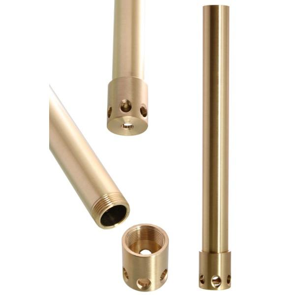 Kaya Shisha Clear Brass 480 Plug-In Gold 2S