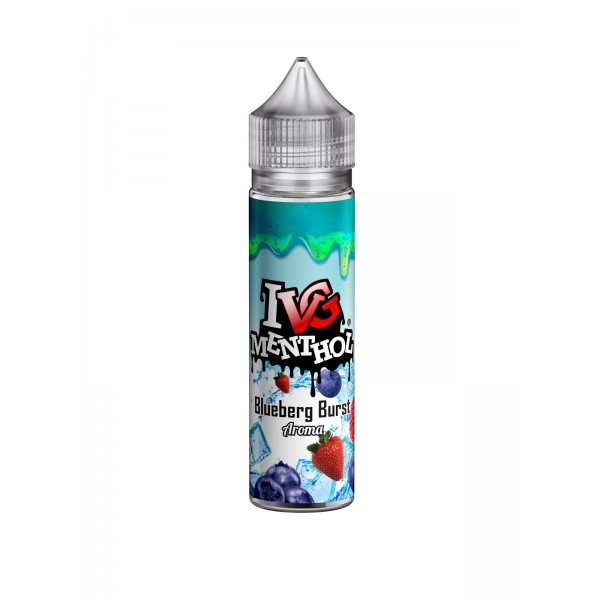 I VG Liquid Blueberg Burst