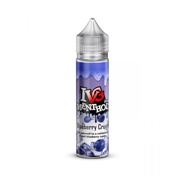 I VG Liquid Blueberry Crush