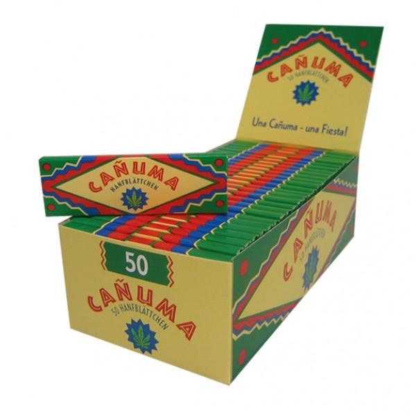 canuma hanfpapier heftchen einzeln mit 60 bl ttchen g nstig online kaufen bei. Black Bedroom Furniture Sets. Home Design Ideas