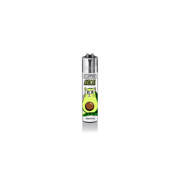CLIPPER Feuerzeug Avocados - Avocat