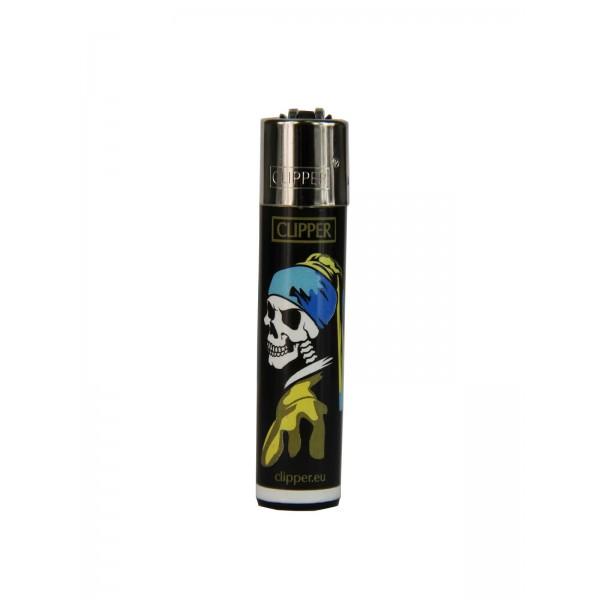 CLIPPER Feuerzeug Skeleton Paintings - Vermeer