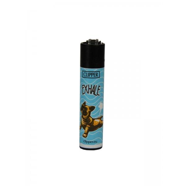CLIPPER Feuerzeug Yoga Exhale