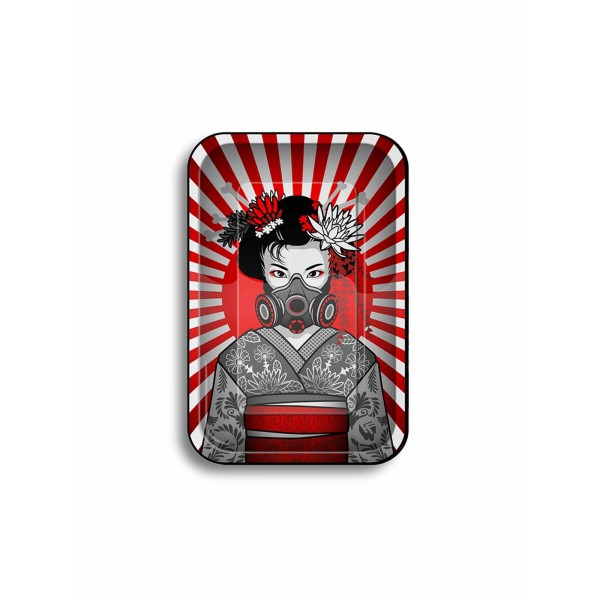 Clipper Rolling Tray Small Geishas - Mask