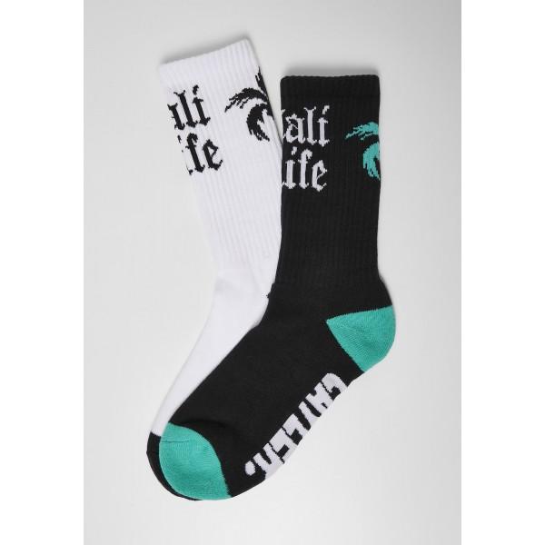 Cali Life Socks 2-Pack