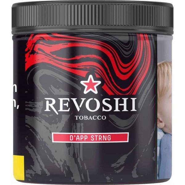 """Revoshi Shisha Tabak """"D'app Strng"""" 200 g Dose"""