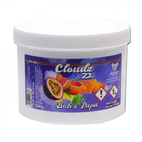 Cloudz by 7Days Dampfsteine 50 g Bob's Papa