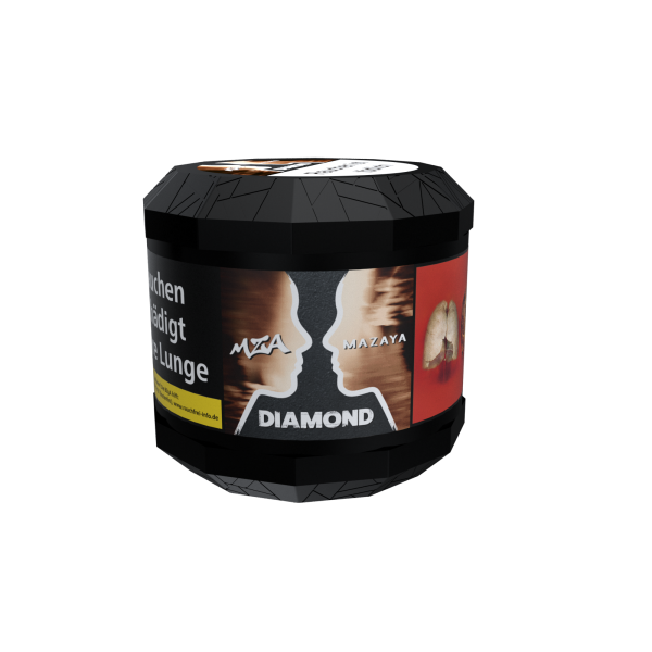 Diamond MZA Shishatabak 200 g Dose