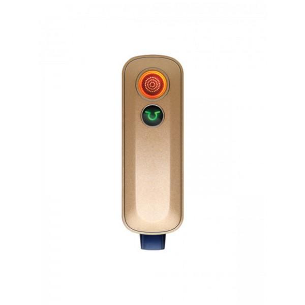 Firefly 2+ Vaporizer gold front