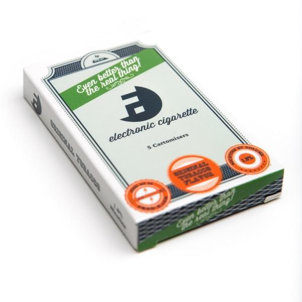 FRED E-Zigarette 5er Set Cartomizers