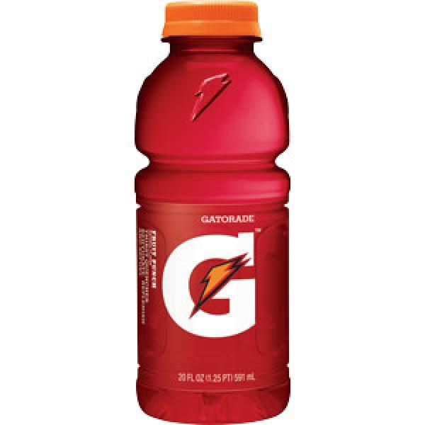 GATORADE Fruit Punch (591 ml)