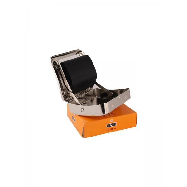 GIZEH automatische Rollbox 68 mm offen