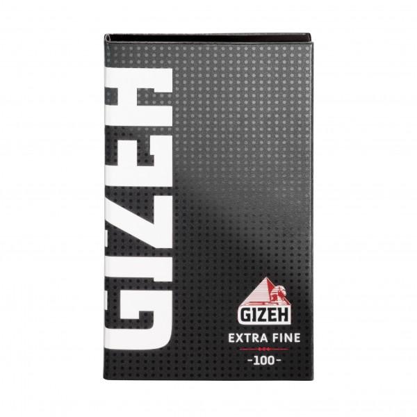 Gizeh Black Extra Fine Regular Papers mit Magnet, Heftchen einzeln
