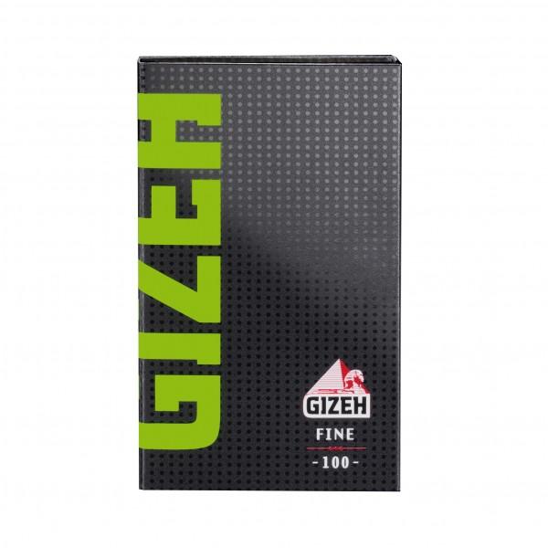 Gizeh Black Fine Papers mit Magnet Heftchen einzeln