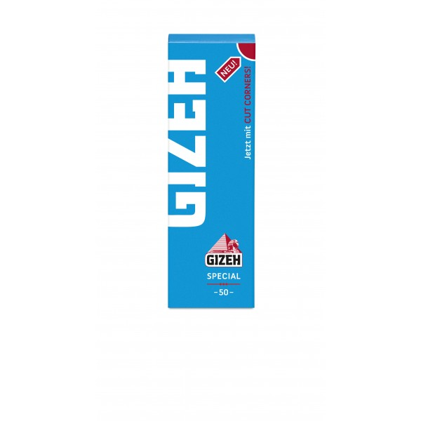 Gizeh Special Papers, 50er Box