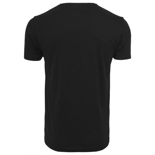 MISTER TEE Guns n' Roses Logo Tee (schwarz) T-Shirt