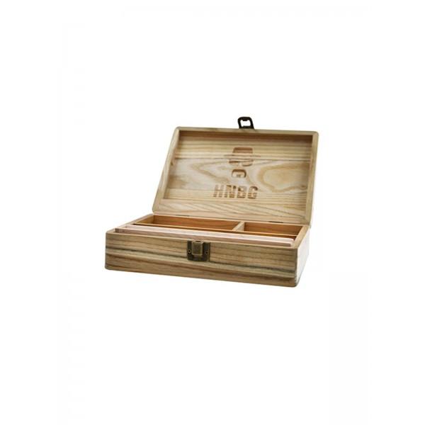 Heisenberg Holz-Box Large, Aufbewahrung offen