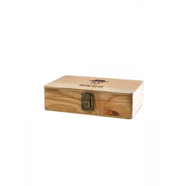 Heisenberg Holz-Box medium, Aufbewahrung
