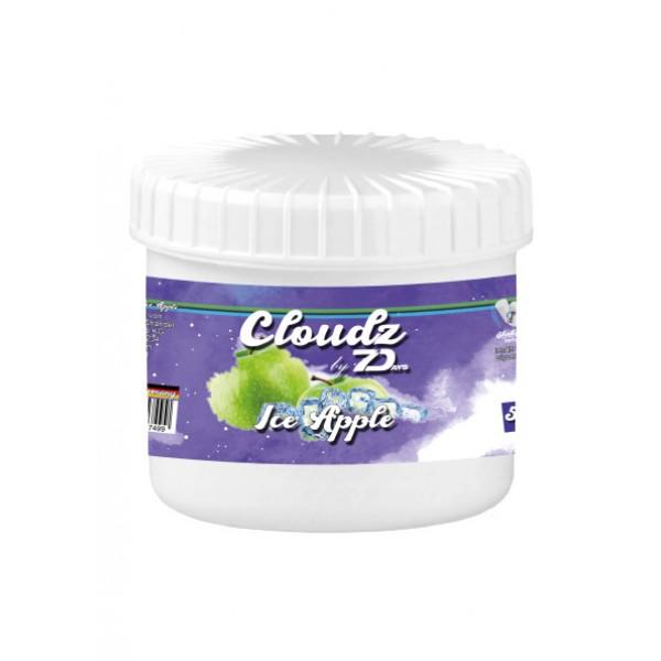 Cloudz by 7Days Dampfsteine Ice Apple 50 g