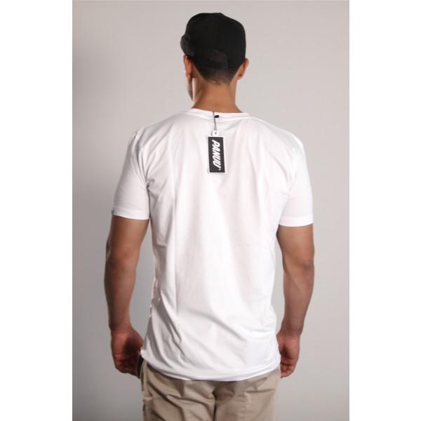PANUU Baldrian Tee (weiß), T-Shirt Back