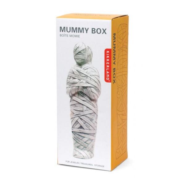 Kikkerland Aufbewahrung Mumie Verpackung
