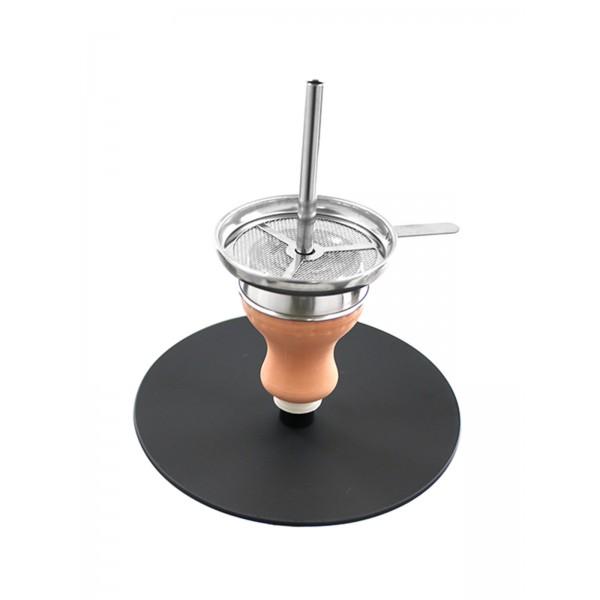 Kaya Shisha ELOX Eco 580 Twist Glow Komplett-Set Kohleteller