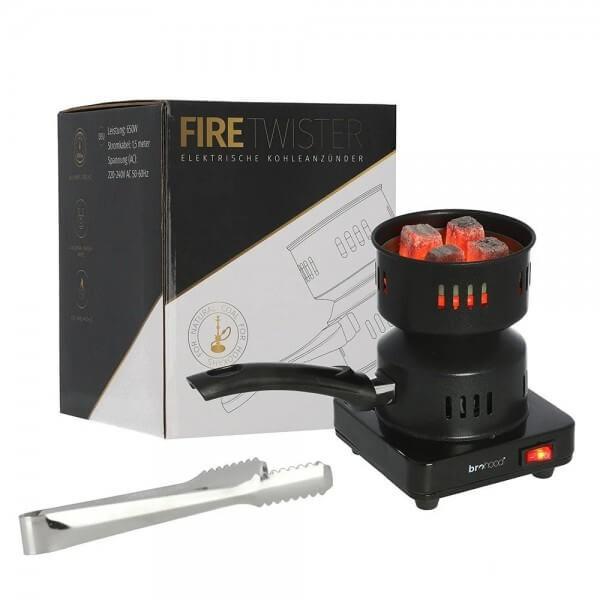 Kohleanzünder Brohood Firetwister 650W