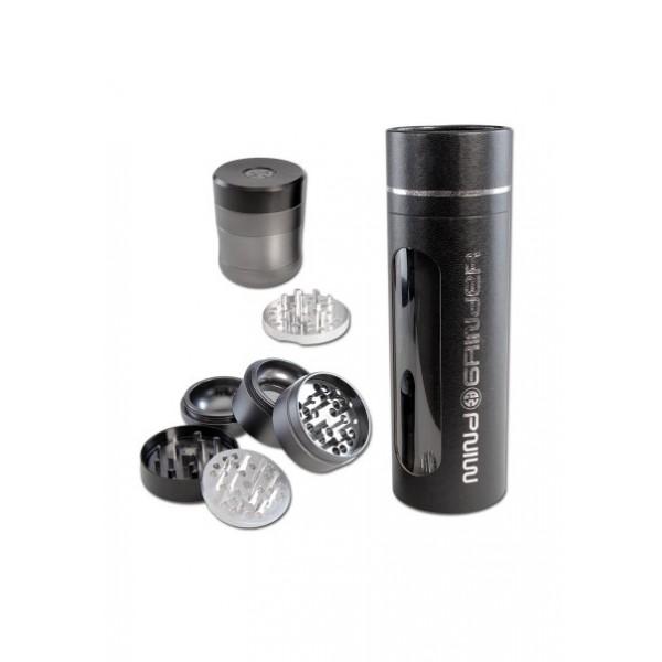 Mind Grinder Aluminium 4-teilig Ø 52 mm