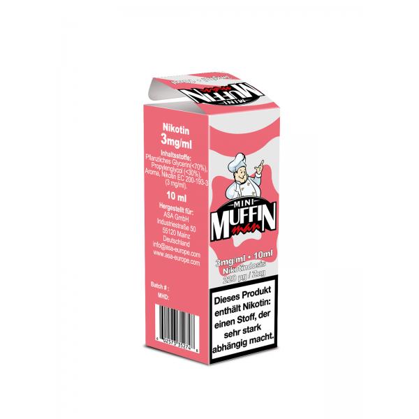 One Hit Wonder - Mini Muffin Man 10 ml (0 mg Nikotin)