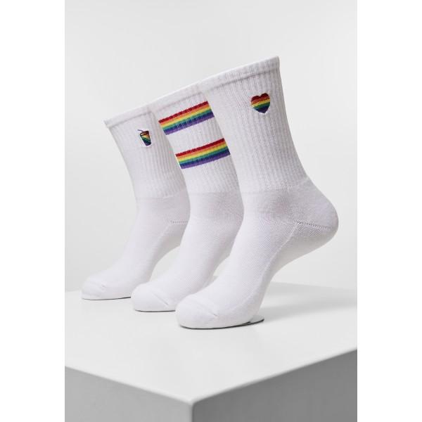 Pride Icons Socks Triple Pack