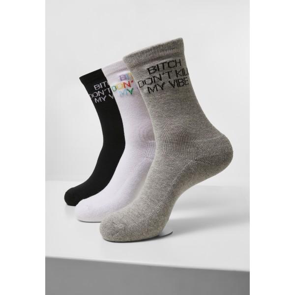 Don't Kill Socks Triple Pack