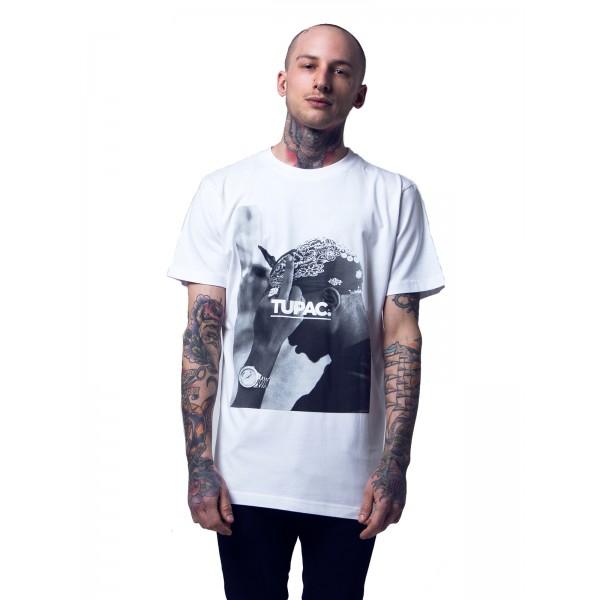 MISTER TEE 2Pac F*ck The World (weiß) T-Shirt
