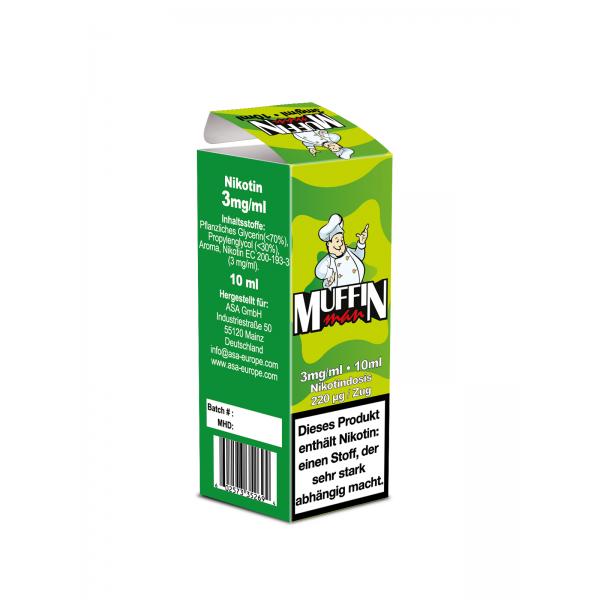 One Hit Wonder - Muffin Man 10 ml (0 mg Nikotin)
