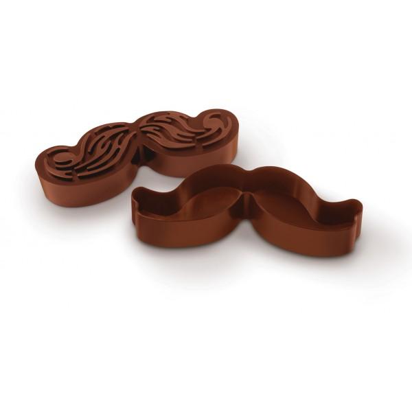 """Mustache Ausstecher und Stempel  """"Munchstaches"""" (FRED)"""