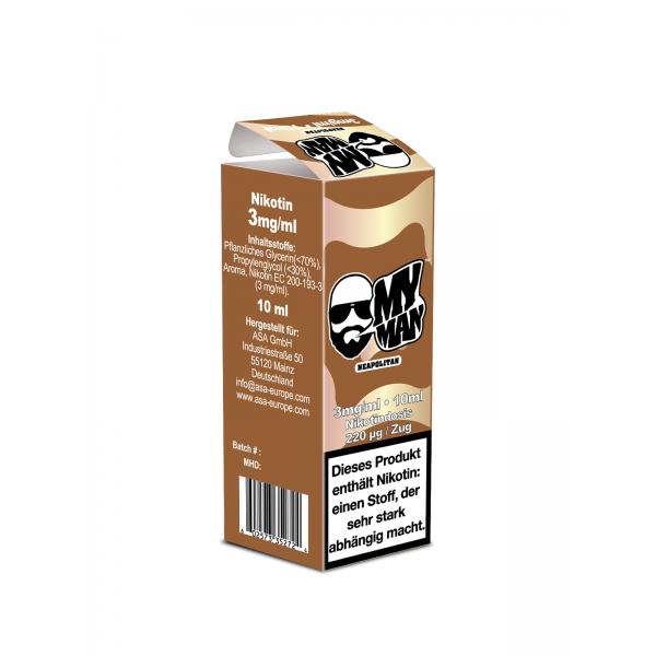 One Hit Wonder - My Man 10 ml (0 mg Nikotin)