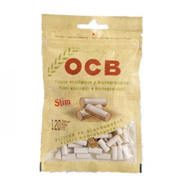OCB Organic Slim Filter, 120er Beutel