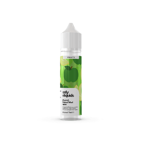 Only Fruits Melone Apfel Kiwi Aroma 15 ml